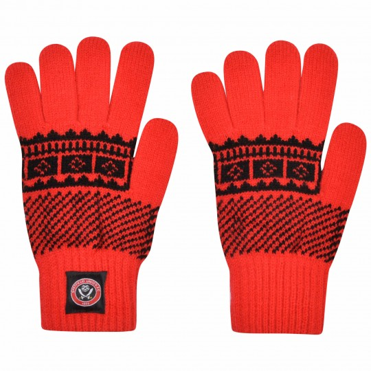 SUFC Diamond Gloves