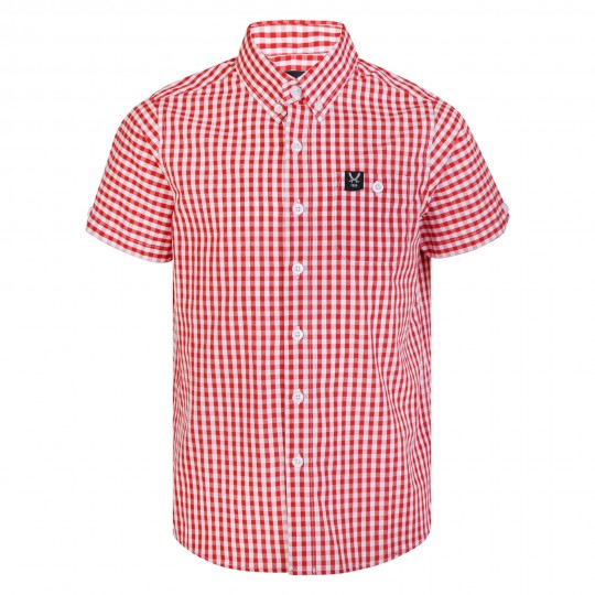 Independants Shirt Red