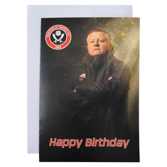 Wilder Birthday Card