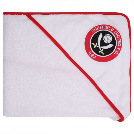 Crest Hooded Towel