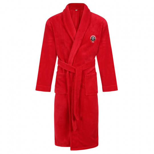 Mens Robe Red