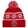 Xmas Bobble Hat JR