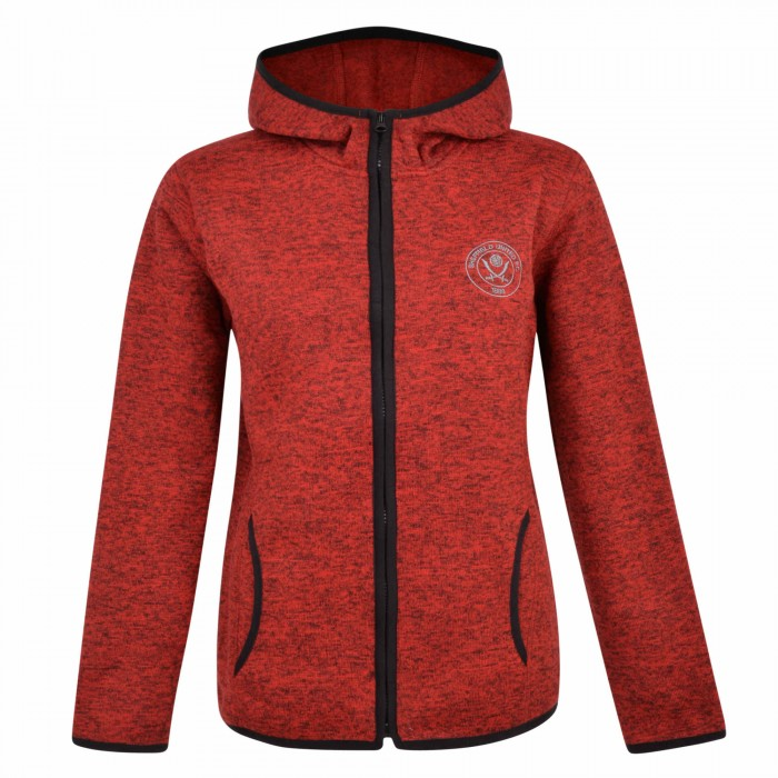 Ladies Zip Hoody