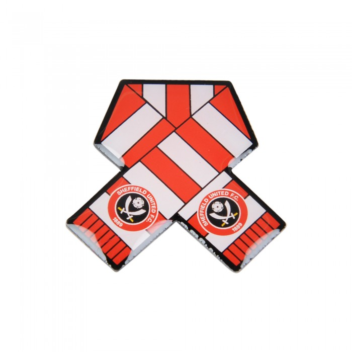Crest Scarf Badge