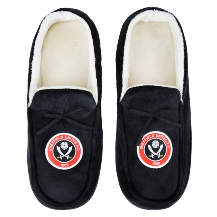 Crest Mule Slippers