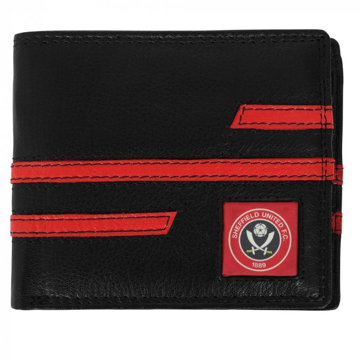 Red Stripe Wallet
