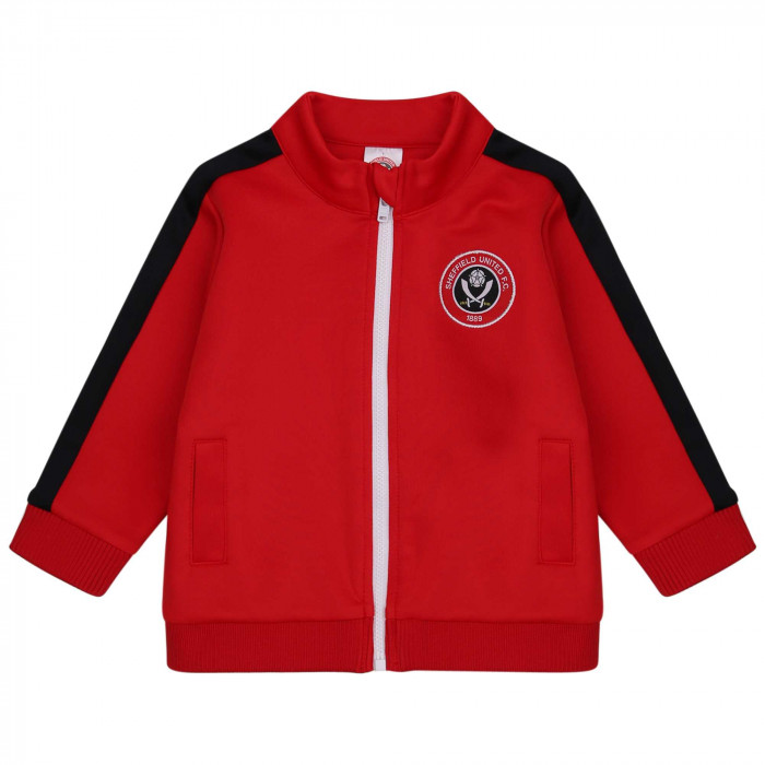 SUFC Track Top