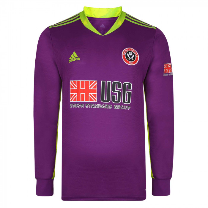 Adult GK Purple LS Shirt 20/21