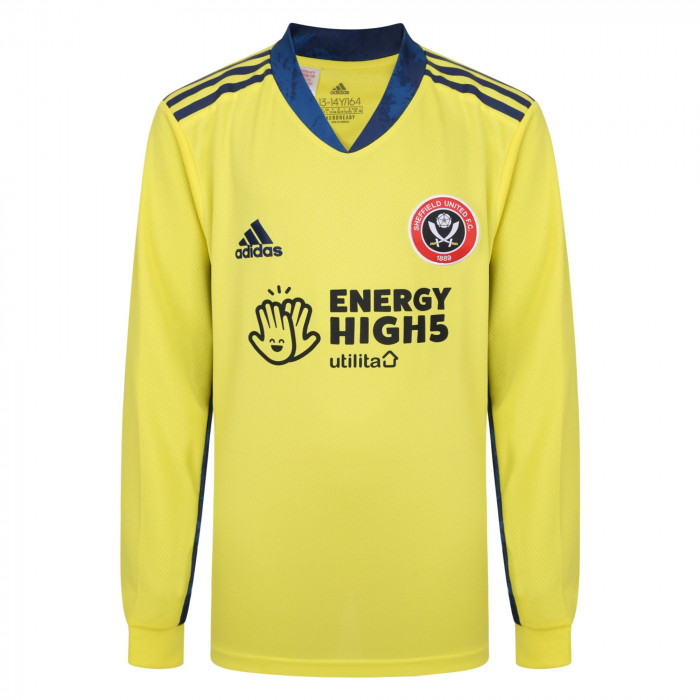 Junior GK Yellow Shirt 20/21