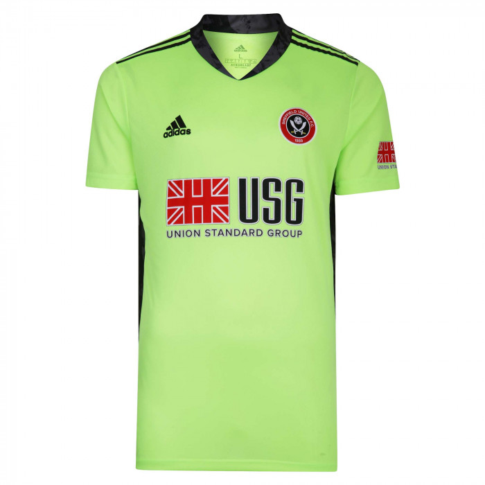 Adult GK Green SS Shirt 20/21